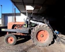 Tractor con Pala Invertido Fiat 780 C/pala Omar Martin