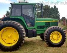 Tractor John Deere 7505. Buen Estado General - Mod 2002