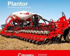 Sembradoras Crucianelli Plantor - 12, 15 y 18 Mts.