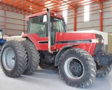 Tractor Case Magnum 7140 año 1990 en muy Buen Estado