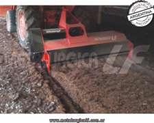 Triturador de Cama Avícola LF TCP 1500 / 1800