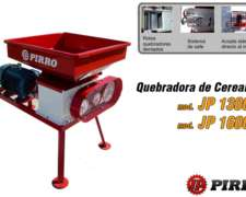 Quebradora de Cereales Pirro Mod JP 1300e/1600e