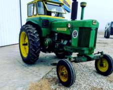 Tractor Marca JD 730,