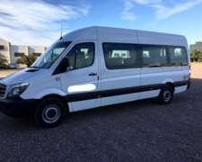 Minibus Sprinter 16+1 Asientos 2016
