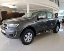Ford Ranger XLT 4X4 AT Disponible