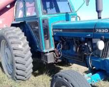 Vendo Tractor Impecable Listo Para Trabajar