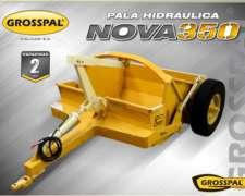 Pala Hidraulica Nova 350 - Grosspal
