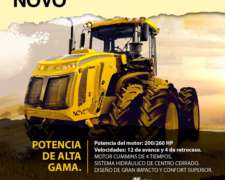 Tractor Pauny Novo 540 Vende Cignoli Hnos.
