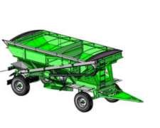 Semillas y Fertilizantes Montecor 12500 Lts Berrotarán