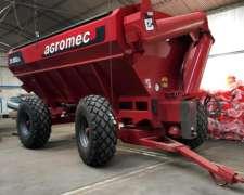 Autodescargable Agromec Modelo 29.000 Lts