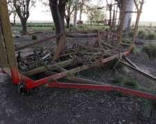 Cultivador Hidraulico con Alas Rebatibles