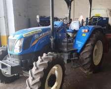 Tractor New Holland TT 4.75/4 Usado,en muy Buen Estado.