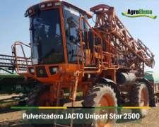 Pulverizadora Jacto Uniport Star 2500