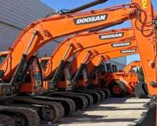 Excavadora Doosan DX225 - Oportunidad