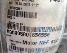 Motor FPT Completo de 135 KW para New Holland/case/landini