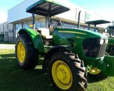 Tractor John Deere 5082e Power Doble