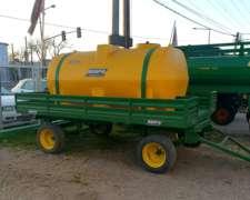Tanque Marpla de Apoyo, 3.500 LT con Bidonera. Disponible