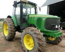 Vendo Tractor John Deere 6615 Mod 2007