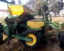 Sembradora Erca Serie III 12 a 52cm. Fertilizacion