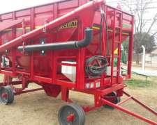 Carro Semilla/fertilizante Pierini 10tt