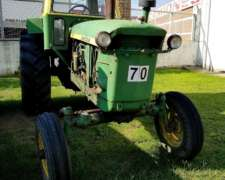 Ref. 70 - Tractor John Deere 3420 Modelo 1981 Promoción