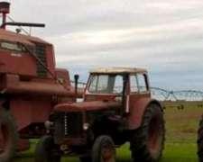 Vdo Tractor Hanomag R75 muy Bueno