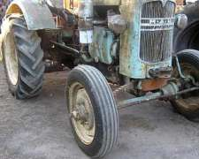 Tractor MAN Antiguo Original DT