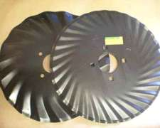Cuchillas Turbos 17x4mm