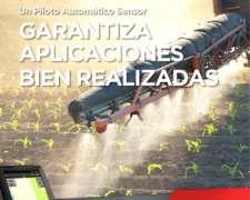 Linea de Pilotos Automaticos Sensor