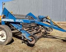 Removedor de Maní Marca Agroindustrial