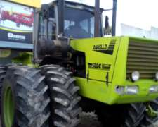 Tractor Zanello 500, Necochea