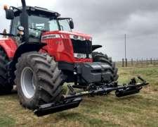 Rolos Pisa Rastrojos para Tractores Massey Ferguson