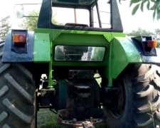 Tractor Deutz Ax160, Excelente Estado Mecánico.