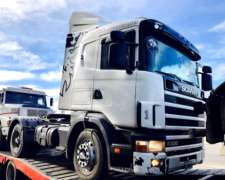 Camion Tractor Scania 330