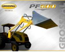 Pala Frontal Grosspal PF500