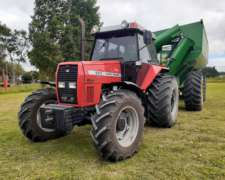 Tractor Massey Ferguson 650 - Impecable