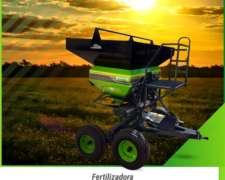 Fertilizadora Infinity 36 Mts Ancho Labor Precio Contado