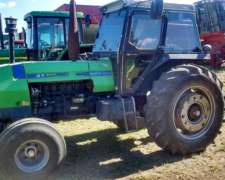 Deutz AX 120, Traccion Simple, Cabinado