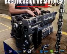 Reparacion de Motores - Rectificacion y Armado de Motores