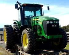 Jhon Deere 7630 (sin Piloto) Mod 2010 8000hs (unica Mano)