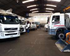 Taller Mecánico Mercedes Benz Volkswagen Iveco Ford Scania
