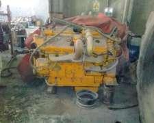 Motor Detroit 8 en V