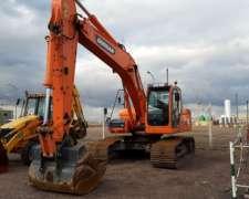 Excavadora Doosan DX225 - 2000 Horas
