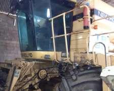 New Holland TR 98, Doble Tracción 5600 Hs