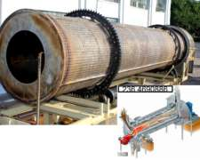 - Dryer - Secador Calentado Rotativo, Desactivado Soja, Pell
