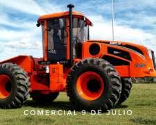 Tractor Zanello Articulado 4200 Serie II New 170hp 4X4
