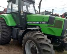 Tractor Agco Allis 6.190 Año 2008