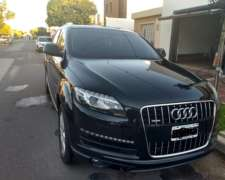 Audi Q7 Tiptronic 2012 3.0 T FSI Quattro Security
