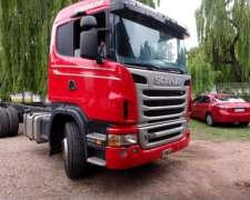 Camion Scania G340 Chasi Largo