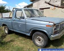 Ford F- 100 .